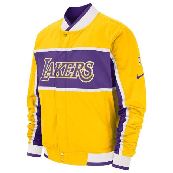 Los Angeles Lakers Courtside Icon NBA Jacke