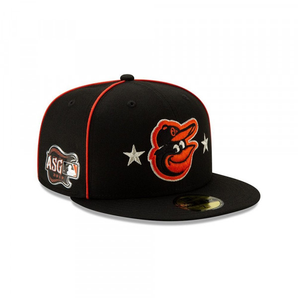 Baltimore Orioles 2019 All Star Game 59FIFTY Fitted MLB Cap