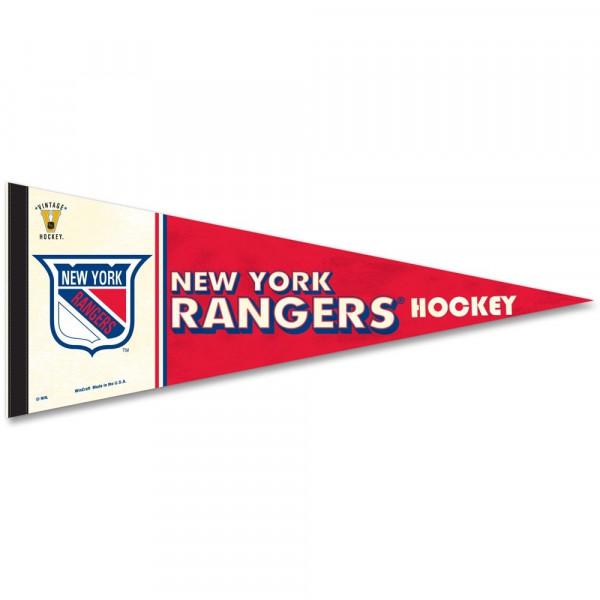 New York Rangers Premium Vintage NHL Wimpel