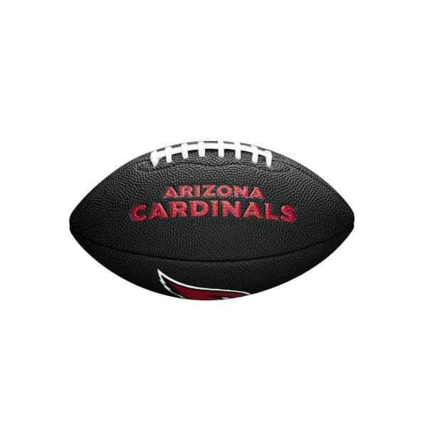 Arizona Cardinals NFL Mini Football Schwarz