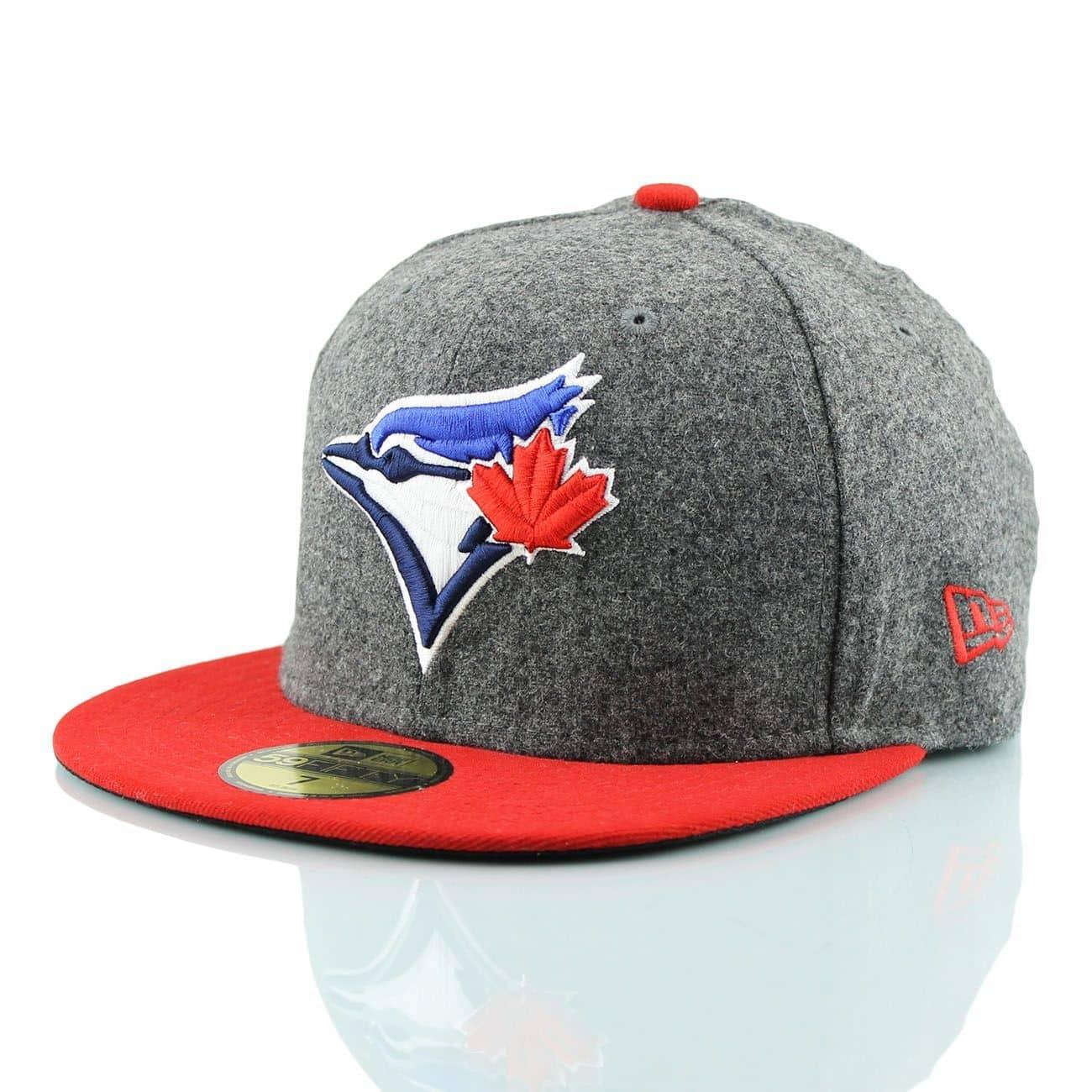 d985b9ab608 New Era Toronto Blue Jays Melton Basic 59FIFTY MLB Cap