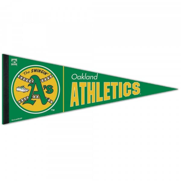 Oakland Athletics Cooperstown Premium MLB Wimpel