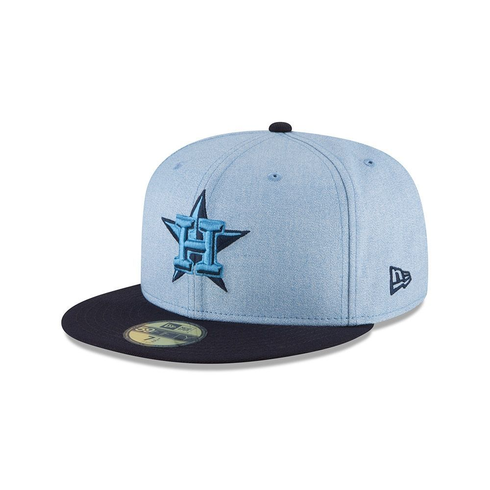 best service af644 b02cc New Era Houston Astros 2018 Father s Day 59FIFTY Fitted MLB Cap   TAASS.com  Fan Shop