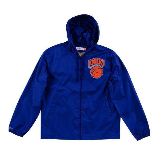 New York Knicks Team Captain NBA Windbreaker Jacke