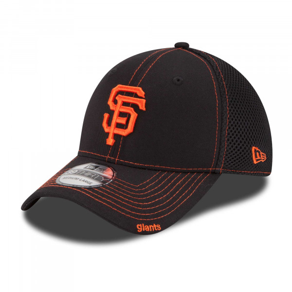 San Francisco Giants Team Neo New Era 39THIRTY MLB Cap