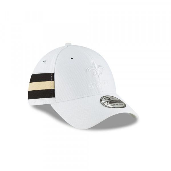 8a9a69174898ad New Era New Orleans Saints 2018 Color Rush 39THIRTY NFL Flex Cap |  TAASS.com Fan Shop