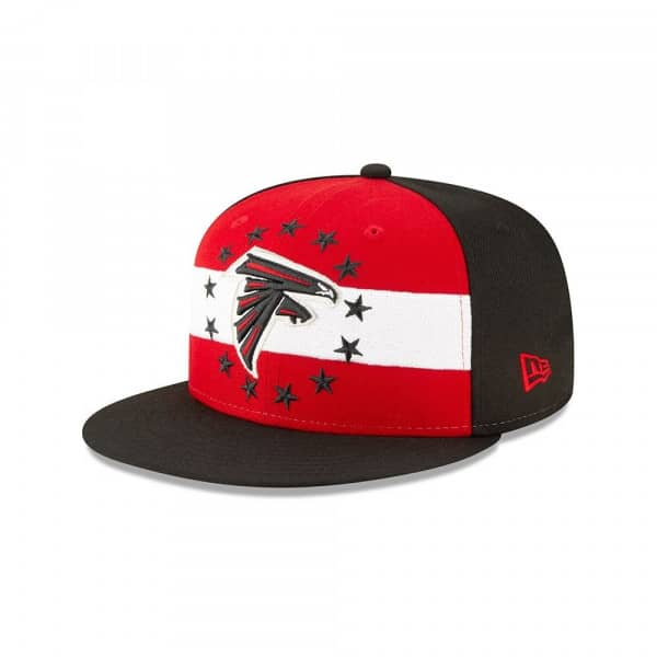 Atlanta Falcons 2019 NFL Draft On-Stage 59FIFTY Fitted Cap