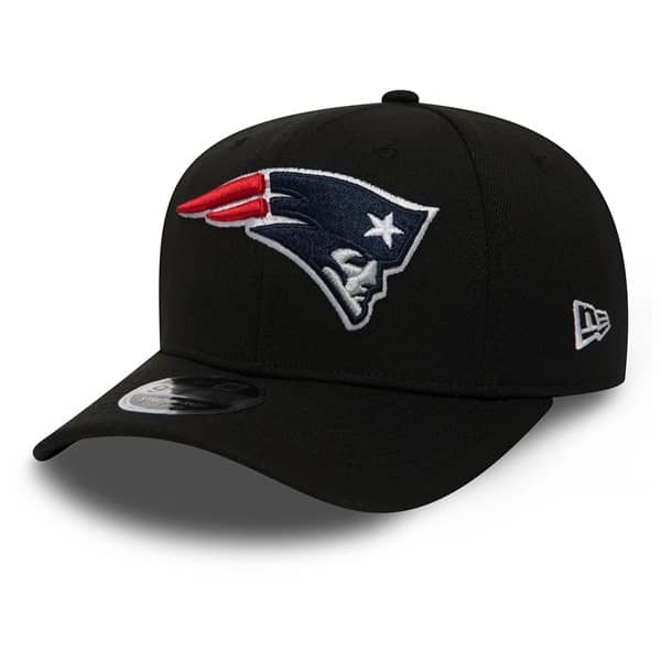 New England Patriots 9FIFTY Stretch Snapback NFL Cap