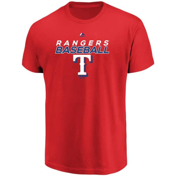 Texas Rangers Bring The Battle MLB T-Shirt
