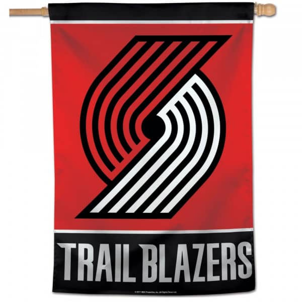 Portland Trail Blazers Vertical NBA Fahne