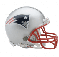 New England Patriots Football NFL Mini Helmet