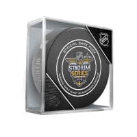 2018 Stadium Series Annapolis NHL Official Game Puck