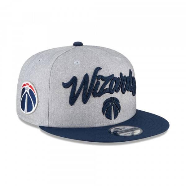 Washington Wizards Authentic On-Stage 2020 NBA Draft New Era 9FIFTY Snapback Cap
