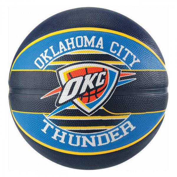 Oklahoma City Thunder Team Logo NBA Basketball