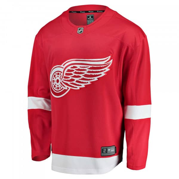 Detroit Red Wings Breakaway NHL Trikot Home
