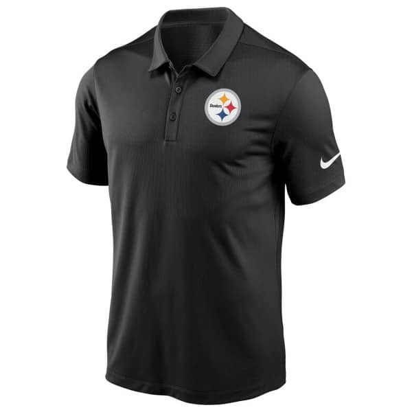 Pittsburgh Steelers Team Logo Franchise Nike NFL Poloshirt