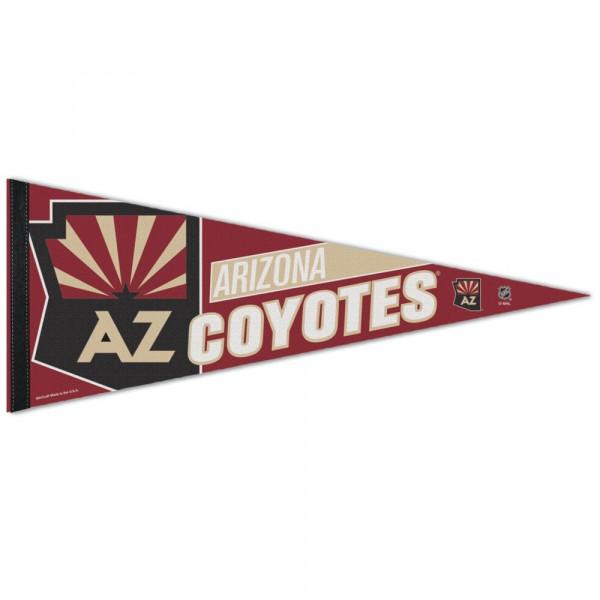 Arizona Coyotes Big Logo Premium NHL Wimpel