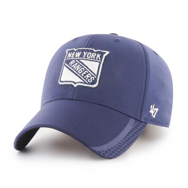 New York Rangers Osmosis MVP Adjustable NHL Cap