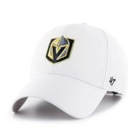 Vegas Golden Knights '47 MVP Adjustable NHL Cap Weiß