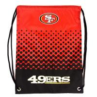 San Francisco 49ers Fade NFL Turnbeutel