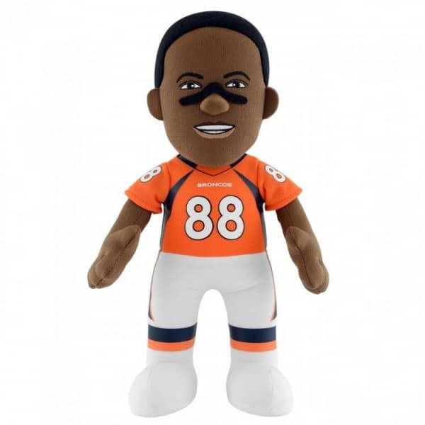 Demaryius Thomas Denver Broncos NFL Plüsch Figur (25 cm)
