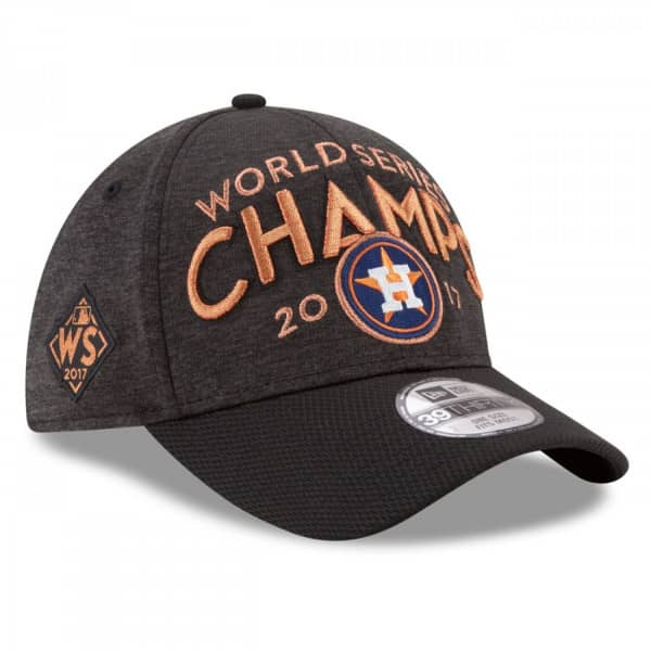Houston Astros 2017 World Series Champs Locker Room 39Thirty Cap