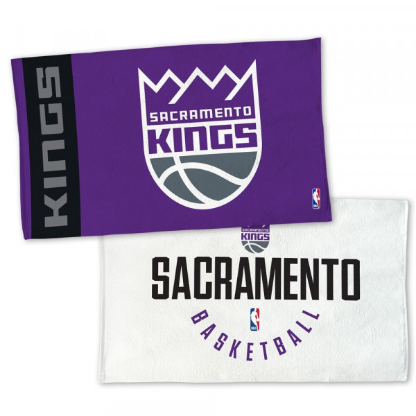 Sacramento Kings NBA On-Court Bench Handtuch