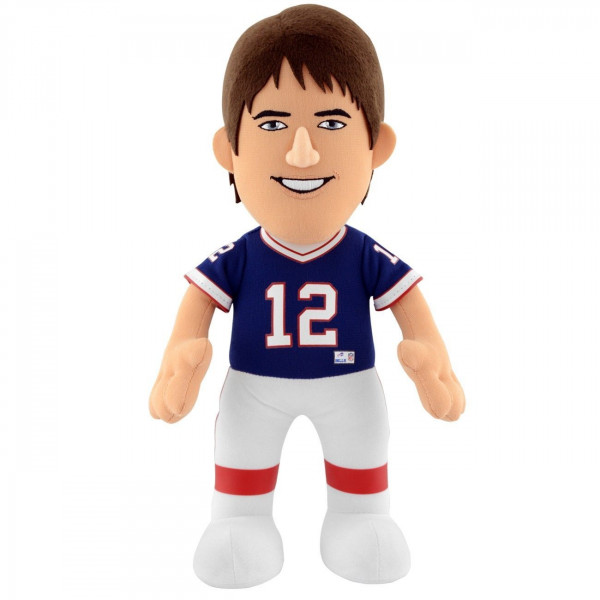 Jim Kelly Buffalo Bills NFL Plüsch Figur