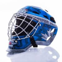 Winnipeg Jets NHL Mini Goalie Mask