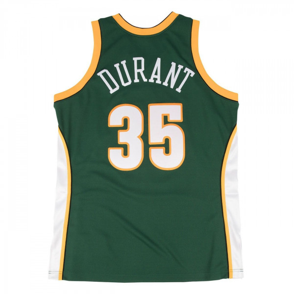 Kevin Durant Seattle SuperSonics 2007-08 Authentic NBA Trikot