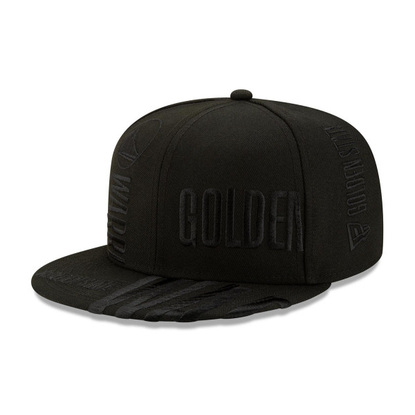 Golden State Warriors Black 2019-20 NBA Tip Off Series 9FIFTY Snapback Cap