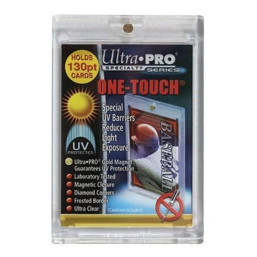 Ultra Pro One-Touch Card Holder/Magnethalter - 130 pt