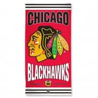 Chicago Blackhawks Eishockey NHL Strandtuch