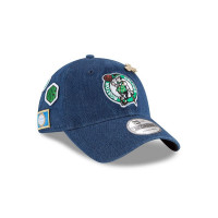 Boston Celtics 2018 NBA Draft 9TWENTY Adjustable Cap Denim
