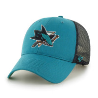San Jose Sharks Branson NHL Trucker Cap