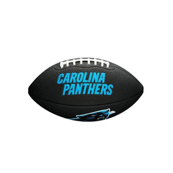 Carolina Panthers NFL Mini Football Schwarz