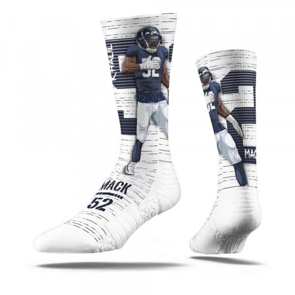 Khalil Mack #52 Chicago NFL Socken