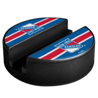 New York Rangers NHL Puck Media Device Holder