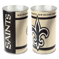New Orleans Saints Team Logo NFL Papierkorb