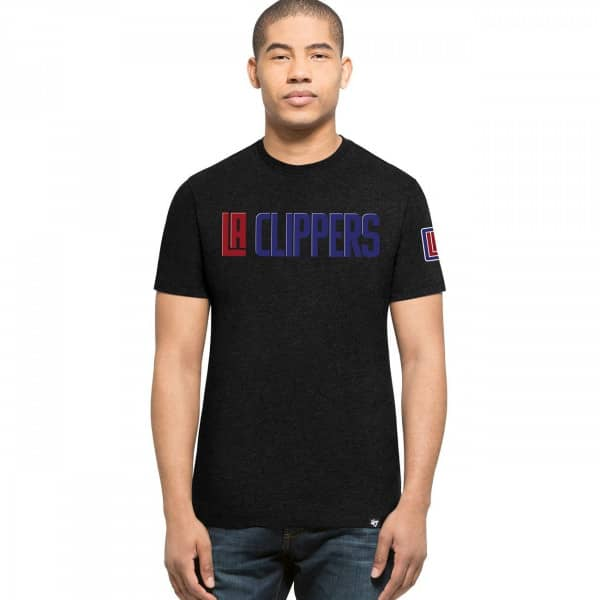 Los Angeles Clippers Script NBA T-Shirt