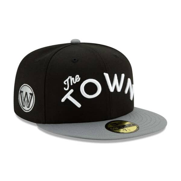 Golden State Warriors The Town 2019 City Series 59FIFTY Fitted NBA Cap