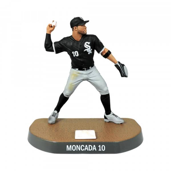 2018 Yoan Moncada Chicago White Sox MLB Figur