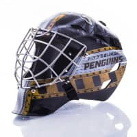 Pittsburgh Penguins NHL Mini Goalie Mask