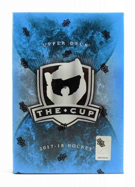 2017/18 Upper Deck The Cup Hockey Hobby Box NHL