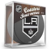 Los Angeles Kings NHL Eishockey Puck Untersetzer (4er Set)