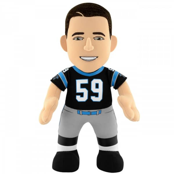 Luke Kuechly Carolina Panthers NFL Plüsch Figur