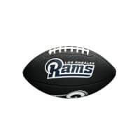 Los Angeles Rams NFL Mini Football Schwarz