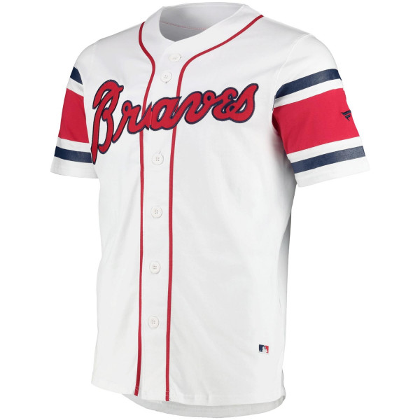 Atlanta Braves Fanatics Supporters Jersey MLB Fantrikot