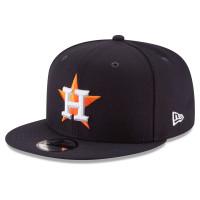 Houston Astros Basic Logo New Era 9FIFTY MLB Snapback Cap