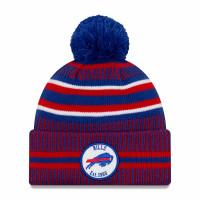 Buffalo Bills 2019 NFL Sideline Sport Knit Wintermütze Home